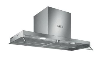 Campana Decorativa Balay 3BD896MX de 90cm | INOX | Integrable | Iluminación LED | Clase A - 1
