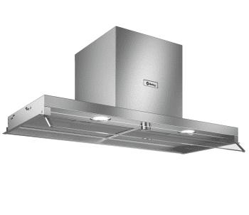 Campana Decorativa Balay 3BD896MX de 90cm   INOX   Integrable   Iluminación LED   Clase A - 1