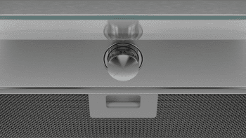 Campana Decorativa Balay 3BD866MX de 60 | INOX | Control Mecánico | Instalación en recirculación - 3