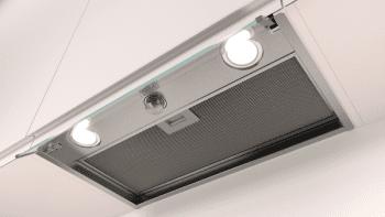 Campana Decorativa Balay 3BD866MX de 60 | INOX | Control Mecánico | Instalación en recirculación - 4