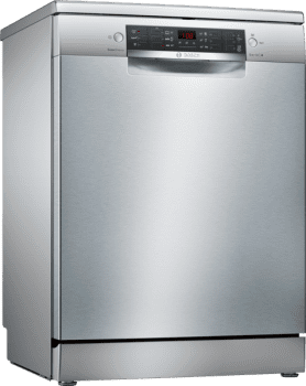Lavavajillas Bosch SMS46II14E Inoxidable L de 60 cm para 13 Servicios | Motor Ecosilence A+++ | Serie 4