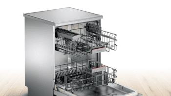 Lavavajillas Bosch SMS46II14E Inoxidable L de 60 cm para 13 Servicios | Motor Ecosilence A+++ | Serie 4 - 3