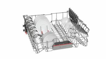 Lavavajillas Bosch SMS46HW04E Blanco de 60 cm con 12 servicios | Cesta Portacubiertos | Motor EcoSilence A++/stock - 5