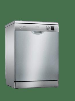 Lavavajillas Bosch SMS25AI03E Inox de 60 cm con 12 servicios | Cesta Portacubiertos | Motor EcoSilence A++
