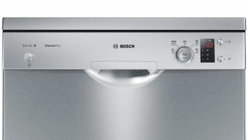 Lavavajillas Bosch SMS25AI03E Inox de 60 cm con 12 servicios | Cesta Portacubiertos | Motor EcoSilence A++ - 2