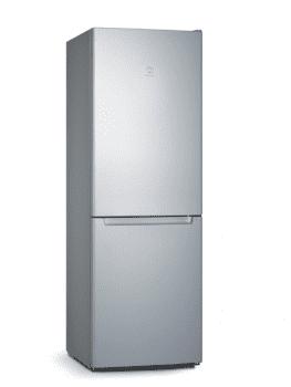 Frigorífico Combi Balay 3KFE360MI de 176x60cm | Color Acero Mate| Cajón Fresh | Iluminación LED | A++