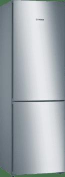 Frigorífico Combi Bosch KGN36VLEA Inoxidable de 186 x 60 cm No Frost | Clase E | Serie 4