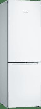 Frigorífico Combi Bosch KGN36NWEB Blanco de 186 x 60 cm No Frost | Clase E | Serie 2