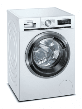 Lavadora Siemens WM16XKH1ES Blanca de 10 Kg a 1600 rpm | Autodosificación I-DOS | WiFi Home Connect | Motor iQdrive A+++ -30% | iQ700