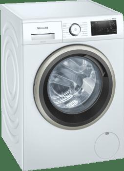 Lavadora Siemens WM14UPH1ES Inox de 9 Kg a 1400 rpm | Autodosificación I-DOS | WiFi Home Connect | Motor iQdrive A+++ -30% | iQ500