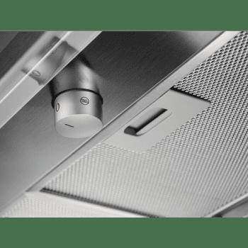 Campana Integrable Electrolux EFP126X de 60cm | INOX | Control electrónico | 3 niveles de potencia - 3