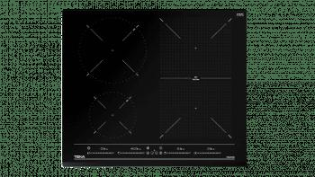 Placa de Inducción Teka IZF 64440 BK MSP (Ref. 112510019) de 60 cm con 5 zonas de inducción (4 + 1 Flex combinada) - 7