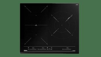 Placa de Inducción Teka IZF 65320 BK MSP de 60 cm con 4 zonas de inducción (3 +  Flex combinado)