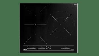 Placa de Inducción Teka ITF 65320 BK MSP de 60 cm con 4 zonas de inducción (3 + Flex combinada)