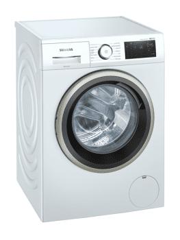 Lavadora Siemens WM14UQ90ES Blanca de 9 Kg a 1400 rpm | Tecnología sensoFresh | Motor iQdrive A+++ -30% | iQ500