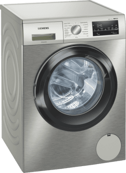 Lavadora Siemens WM14UT6XES Inox de 9 Kg a 1400 rpm | Tecnología varioSpeed | Motor iQdrive A+++ -30% | iQ500