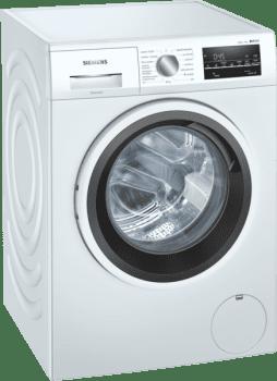 Lavadora Siemens WM14UT60ES Blanca de 9 Kg a 1400 rpm | Tecnología varioSpeed | Motor iQdrive A+++ -30% | iQ500