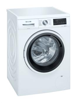 Lavadora Siemens WU14UT71ES Blanca de 9 Kg a 1400 rpm | Tecnología varioSpeed | Motor iQdrive A+++ -30% | iQ500