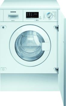 Lavasecadora Siemens WK14D542ES Integrable, Lavado 7kg Función Secado 4kg a 1400 rpm | Clase B | iQ500