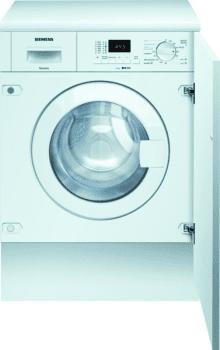 Lavasecadora Siemens WK12D322ES Integrable, Lavado 7kg Función Secado 4kg a 1200 rpm | Clase B | iQ300