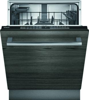 Lavavajillas Siemens SN61HX04AE Integrable de 60 cm para 13 servicios | Función varioSpeed+ | WiFi Home Connect | Clase A++ | iQ100