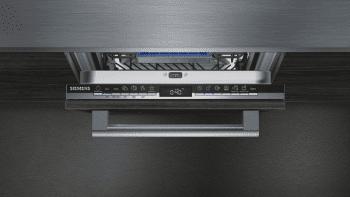 Lavavajillas Siemens SR65ZX11ME Integrable de 45 cm para 10 servicios | Secado mediante Zeolitas® | Función varioSpeed+ | WiFi Home Connect | Clase A+++ | iQ500 - 2