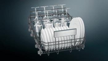 Lavavajillas Siemens SR65ZX11ME Integrable de 45 cm para 10 servicios | Secado mediante Zeolitas® | Función varioSpeed+ | WiFi Home Connect | Clase A+++ | iQ500 - 5