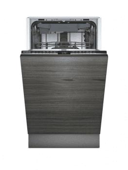 Lavavajillas Siemens SR93EX28ME Integrable de 45 cm para 10 servicios | Función varioSpeed+ | WiFi Home Connect | Clase A++ | iQ300