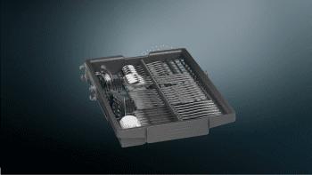 Lavavajillas Siemens SR93EX28ME Integrable de 45 cm para 10 servicios   Función varioSpeed+   WiFi Home Connect   Clase A++   iQ300 - 4