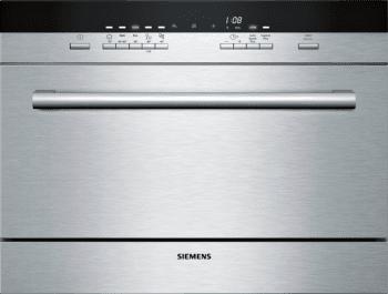 Lavavajillas Siemens SK75M522EU Modular Integrable de 60 cm para 6 servicios | Función varioSpeed | Programa auto | Clase A+ | iQ500
