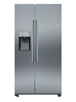 Frigorífico Americano Siemens KA93DAIEP Inoxidable antihuellas de 178.7 x 90.8 cm No Frost | Clase A++ | iQ500