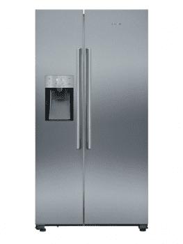 Frigorífico Americano Siemens KA93DVIFP Inoxidable antihuellas de 178.7 x 90.8 cm No Frost | Clase A+ | iQ500