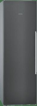 Frigorífico 1P Siemens KS36FPXCP Black Inox de 186 x 60 cm No Frost | Zona hyperFresh Premium 0ºC | Clase A+++ | iQ700