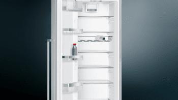 Frigorífico 1P Siemens KS36VAIEP Inoxidable antihuellas de 186 x 60 cm | Zona hyperFresh Plus | Clase A++ | iQ500 - 5