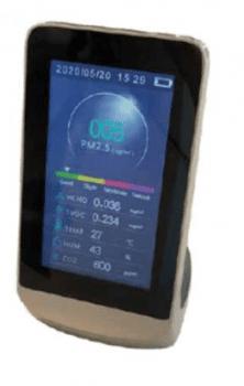 Medidor de Calidad de aire HAC-50