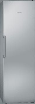 Congelador Vertical Siemens GS36NVIEP 1P Inoxidable antihuellas de 186 x 60 cm 242 L No Frost | Clase A++ | iQ300 - 1