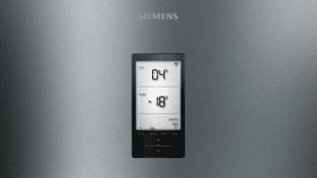 Frigorífico Combi Siemens KG49NAIEP Acero Inoxidable antihuellas de 203 x 70 cm No Frost   WiFi Home Connect   Zona hyperFresh Plus 0ºC   Clase E   iQ700 - 3