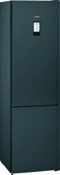 Frigorífico Combi Siemens KG39FPXDA Acero Inoxidable Negro de 203 x 60 cm No Frost | WiFi Home Connect | Zona hyperFresh Premium 0ºC | Clase A+++ | iQ700
