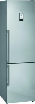 Frigorífico Combi Siemens KG39FPIDP Acero Inoxidable Antihuellas de 203 x 60 cm No Frost | WiFi Home Connect | Zona hyperFresh Premium 0ºC | Clase A+++ | iQ700