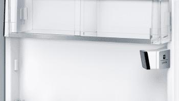 Frigorífico Combi Siemens KG39NHXEP Acero Inoxidable Negro de 204 x 60 cm No Frost | WiFi Home Connect | Zona hyperFresh Plus 0ºC | Clase E | iQ500 - 5