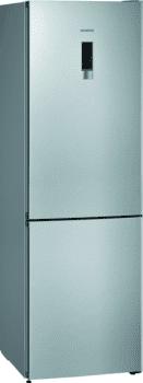Frigorífico Combi Siemens KG39NXIDA Acero Inoxidable Antihuellas de 203 x 60 cm No Frost | Zona hyperFresh | Clase D | iQ300