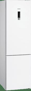 Frigorífico Combi Siemens KG39NXWEA Blanco de 203 x 60 cm No Frost | Zona hyperFresh | Clase E | iQ300