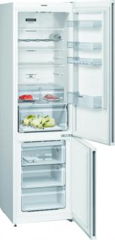 Frigorífico Combi Siemens KG39NXWEA Blanco de 203 x 60 cm No Frost | Zona hyperFresh | Clase E | iQ300 - 2