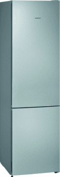 Frigorífico Combi Siemens KG39NVIDA Acero Inoxidable Antihuellas de 203 x 60 cm No Frost | Zona hyperFresh | Clase D | iQ300