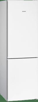Frigorífico Combi Siemens KG36NVWDA Blanco de 186 x 60 cm No Frost | Zona hyperFresh | Clase A+++ | iQ300