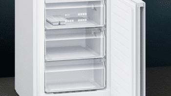 Frigorífico Combi Siemens KG36NVWDA Blanco de 186 x 60 cm No Frost   Zona hyperFresh   Clase D   iQ300 - 5