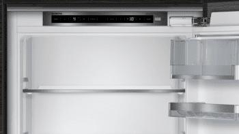 Frigorífico Combi Siemens KI86SAFE0 Integrable de 177.2 x 55.8 cm Low Frost   Zona hyperFresh Plus 0ºC   Clase A++   iQ500 - 3