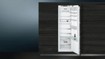 Frigorífico Siemens KI81RAFE0 Integrable 1P de 177.5 x 56 cm | Zona hyperFresh Plus | Clase A++ | iQ500 - 2