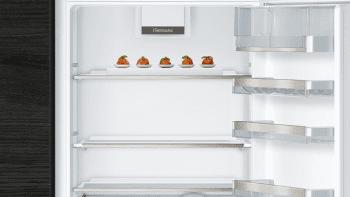 Frigorífico Siemens KI81RAFE0 Integrable 1P de 177.5 x 56 cm | Zona hyperFresh Plus | Clase A++ | iQ500 - 4