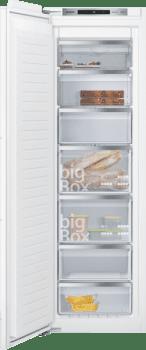 Congelador Vertical Siemens GI81NAEF0 Integrable de 177.2 x 55.8 cm No Frost | Clase A++ | iQ500